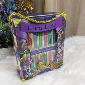 Traditional Fairy Tale Stories Book Block Book Set
